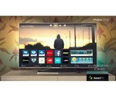Smart Tv Philips 55